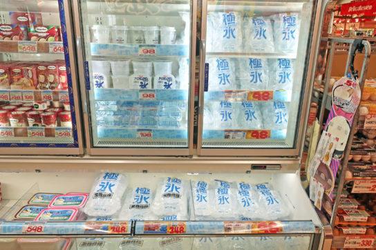 ドン・キホーテの売れ筋PBの氷は東海通店でも好調
