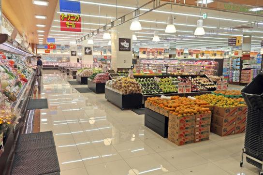 スーパーマーケット(イメージカット)