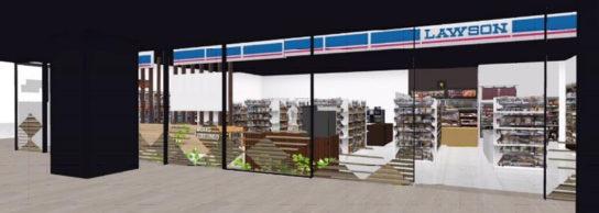 ローソンJEBL秋葉原スクエア店のイメージ