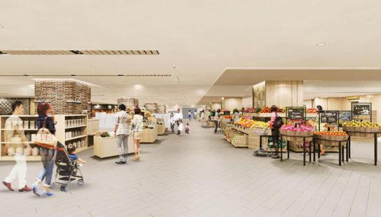 池袋本店の食品売場を全面リニューアル