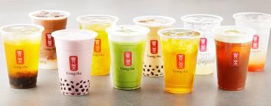 台湾ティーを自分好みにアレンジ