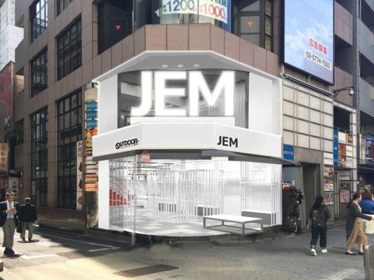 20181017jem1 544x408 - ジーンズメイト/渋谷店を新コンセプト店「JEM」に一新