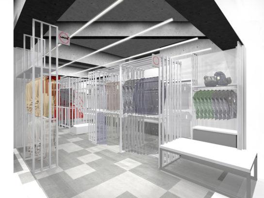 20181017jem2 544x408 - ジーンズメイト/渋谷店を新コンセプト店「JEM」に一新