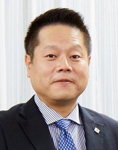 新井田昇・新社長