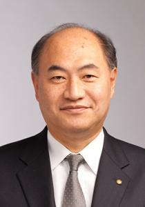 掬川正純・新社長