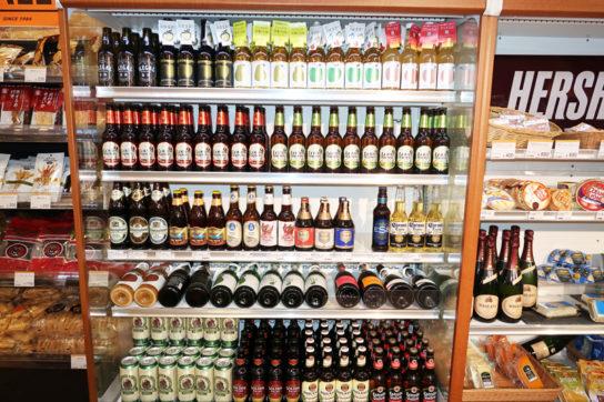 海外産ビール、シードル