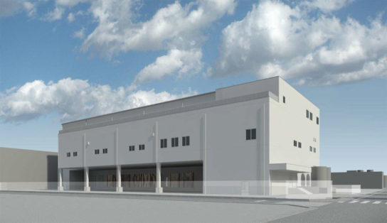 川崎塩浜プロセスセンターのイメージ