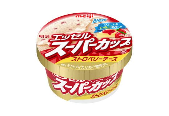 エッセルスーパーカップ ストロベリーチーズ