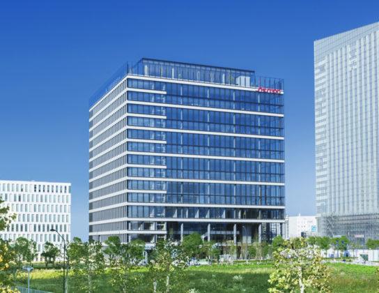 資生堂グローバルイノベーションセンター