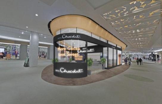 「ホテルショコラ」日本初出店
