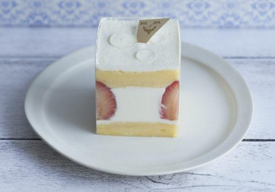 至福のショートケーキ