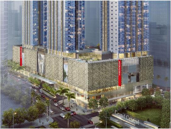 新複合商業施設「MITSUKOSHI」