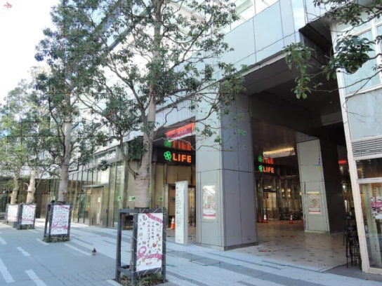 ライフムスブ田町店