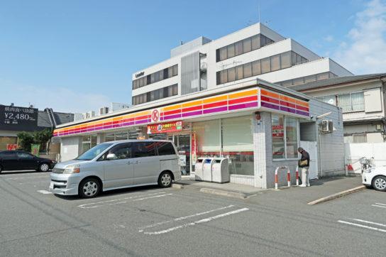 サークルKの店舗
