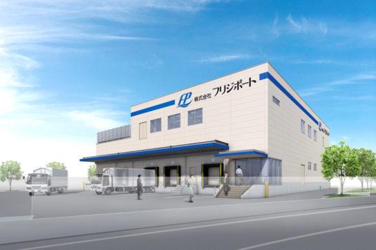 沖縄にデザート専用工場