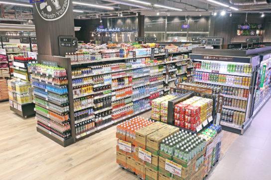 20181130sm 544x362 - スーパーマーケット/主要10社は全社前年超えも客数減続く