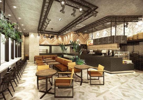 20181205egg1 544x381 - エッグスンシングス/高崎オーパに新業態、テイクアウト可能なカフェ