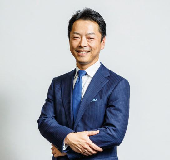 新会社社長の西川八一行氏