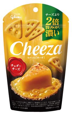 チェダーチーズを53%も練り込んだ