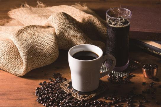 コーヒーも充実