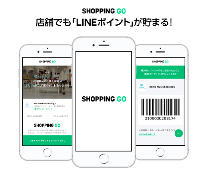 「SHOPPING GO」提供開始