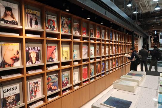 約90種類の雑誌を販売