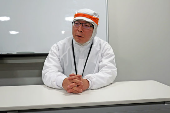 伊藤センター長