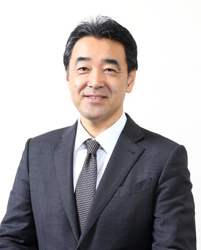会長に就任する土屋裕雅氏