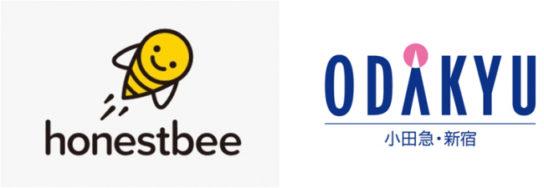 オネストビー、小田急百貨店と業務提携