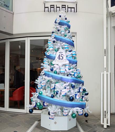 歴代パッケージクリスマスツリー