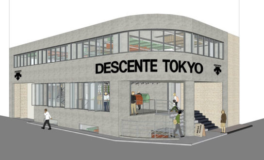 DESCENTE TOKYO