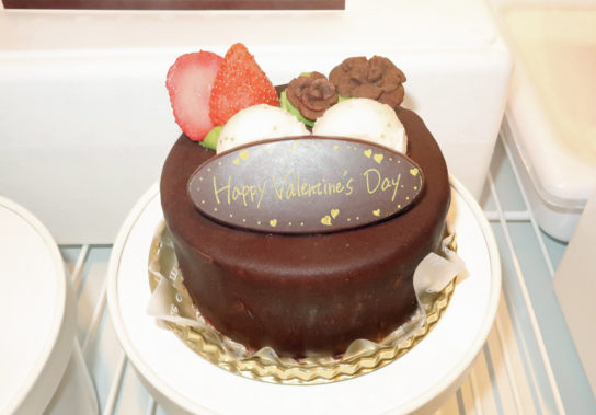人気のアイスケーキ