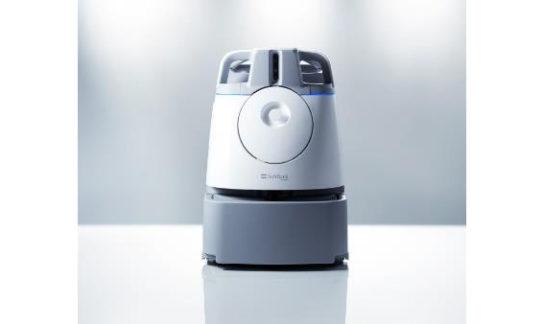 清掃ロボット「Whiz」