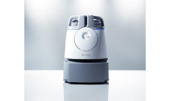 20190116mitu5 - 三菱地所/AI搭載の清掃ロボット「ウィズ」商業施設などに100台導入