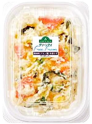 こだわりの野菜ポテトサラダ