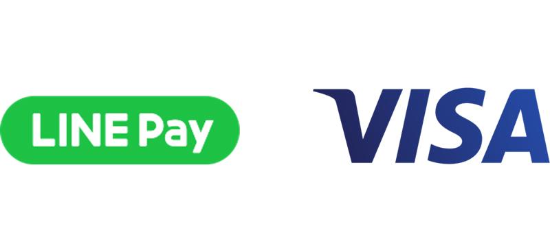 20190129line - LINE Pay/「Visa」ブランド提携クレジットカードを導入