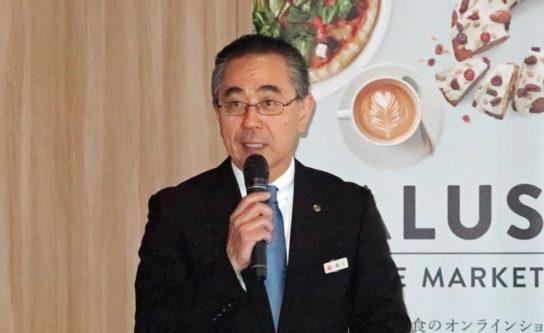 堀江正博取締役