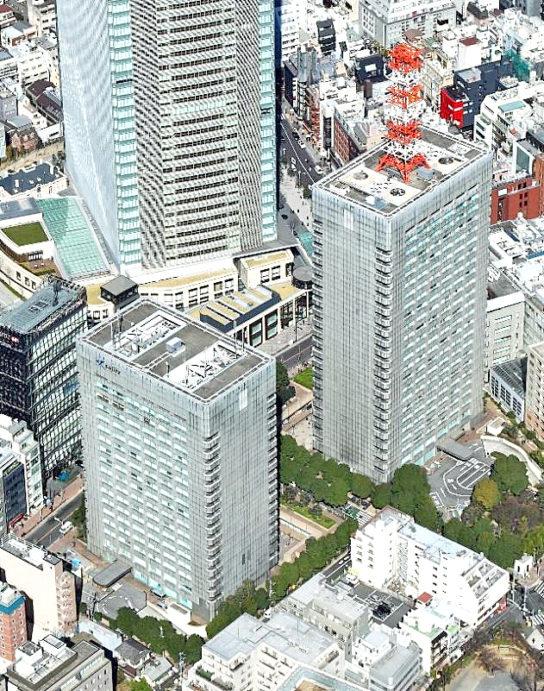 国際新赤坂ビル