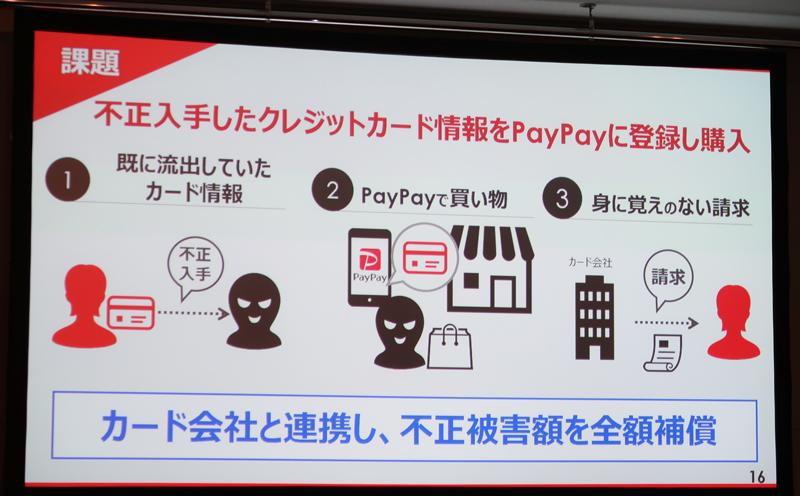 20190204pp1 - PayPay/追加のクレジットカード不正利用対策を発表