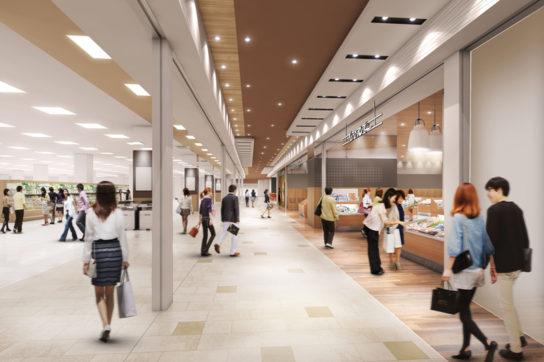 Kashiwanoha Food Market