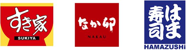 20190220uber - ゼンショー/すき家・なか卯・はま寿司に「ウーバーイーツ」導入