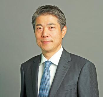 新社長の日色氏