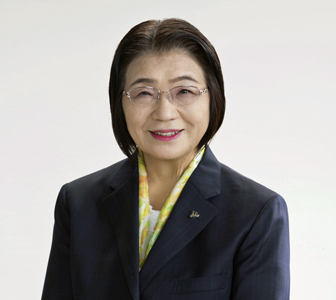 中島伸子・新社長