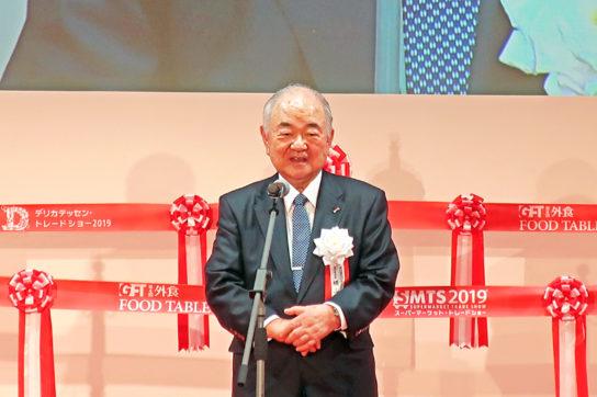 全国SM協会の横山清会長