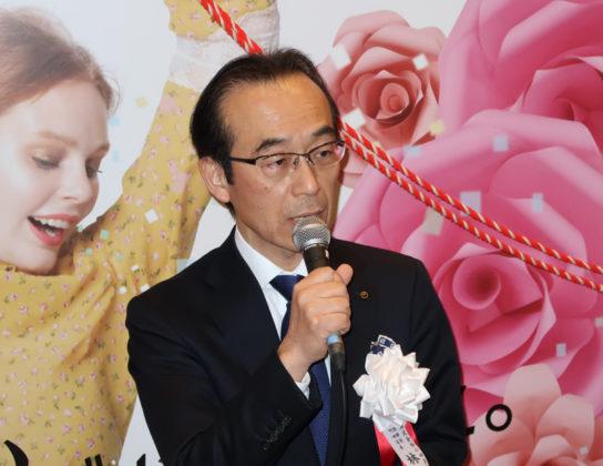 林幸一・町田店長