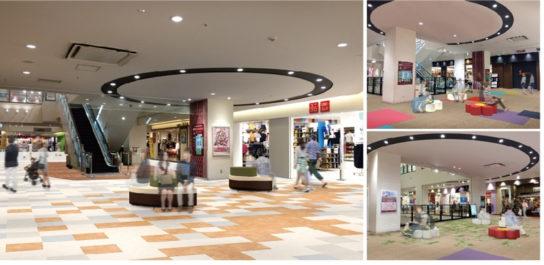 南砂町ショッピングセンターSUNAMO刷新
