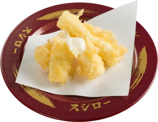 モッツァレラチーズ天ぷら