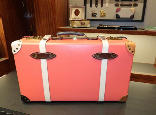 スーツケースもオーダーで