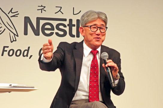 高岡社長兼CEO