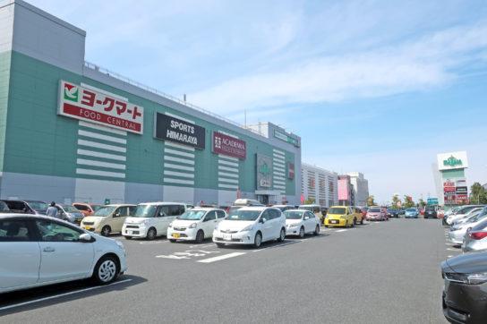 ヨークマート フードセントラルモラージュ菖蒲店